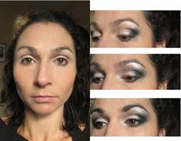 morticia addams make up tutorial
