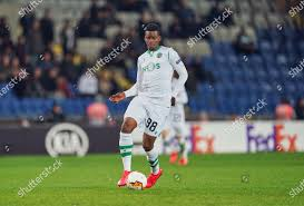 Idrissa Doumbia Sporting CP during Istanbul Sporting Editorial Stock Photo  - Stock Image
