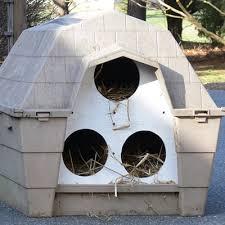 10 outdoor cat houses