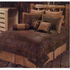 praying cowboy dark western bedding