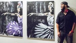 ☆ Abel Garcia, Illustrator, Artist
