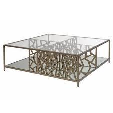 ed ice coffee table bottom shelf