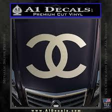 Chanel Decal Sticker Cc A1 Decals