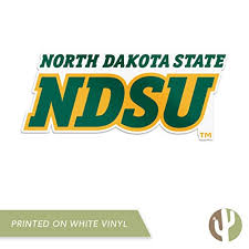 North Dakota State University Ndsu Bison Thundering Herd Ncaa Vinyl Decal Laptop Water Bottle Car Scrapbook Sticker 002 Walmart Com Walmart Com