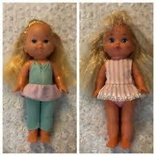 mattel 2 dolls little lil miss makeup