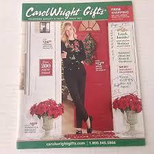 carol wright gifts catalog scarfs