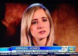 Appearances : Abigail Jones
