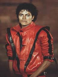 stylish michael jackson thriller