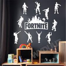 Fortnite Dancing Crew Boy Room Wall Decor Game Room Wall Art Room Wall Decor