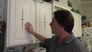 Cabinet Decals Decorative Kitchen Decals Cabinetdecals Com Youtube