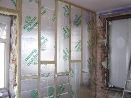 damp condensation survey and retrofit