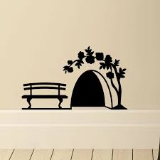 Funny Mouse Hole Wall Sticker Room Decoration Mice Rat Hole Wall Decal Diy Art Mural Living Room Bedroom Home Decoration Wall Stickers Aliexpress