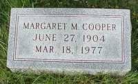 Margaret Adeline Cooper (Milliken) (1904 - 1977) - Genealogy
