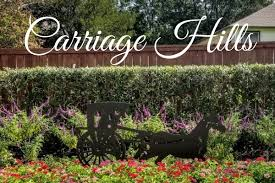 carriage hills greater austin real