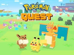 Download Pokémon Quest 1.0.4 APK (MOD free shopping) for android