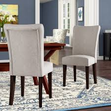 Three Posts Lancaster Upholstered Dining Chair Reviews Wayfair