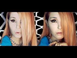 cl 2ne1 the baddest female make up