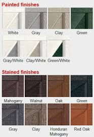 garage door paint colors garage door