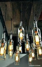wine glass chandelier frame greenads co