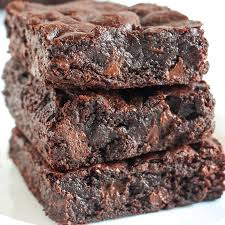 best ever chewy brownies handle the heat