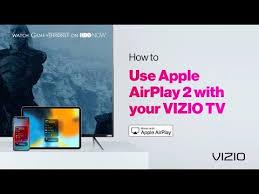 apple airplay 2 vizio smartcast