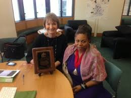 Welcoming Cllr Althea Smith The Mayor of Southwark to the House - Harriet  Harman MP