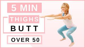 5 minute indoor workout leg and
