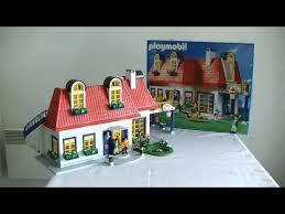 construction playmobil la maison