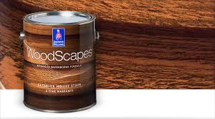 woodscapes exterior house stains