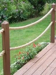 Ahlstrand Marine Decorative Manila Rope Docks Piers Landscaping Posts Backyard Landscaping Building A Deck Outdoor