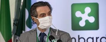 Coronavirus, Attilio Fontana in diretta: «Medici in arrivo. Bene ...