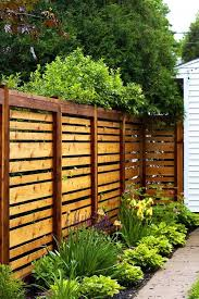 Cheap Privacy Fencing Ideas Cheap Dog Fence Ideas Cheap Fencing Options Cheap Fence Ideas For Backyard Cheap Privacy Backyard Fences Backyard Fence Landscaping