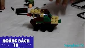 Đồ Chơi LEGO Xe Tăng Quân Đội Chiến Đấu - LEGO Toy Tanks - 레고 ...