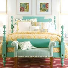 quincy bed everything turquoise