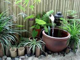 an easy container water feature