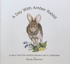 A Day with Amber Rabbit - A story from the Scottish Borders by Wendy P –  British Wildlife Tales