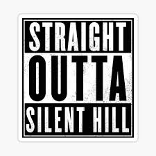 Silent Hill Stickers Redbubble
