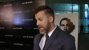 Man Down LA Premiere Adam G Simon - YouTube