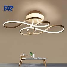 acrylic ceiling modern led light