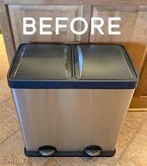 Diy Trash Recycling Vinyl Decals Free Cut Files