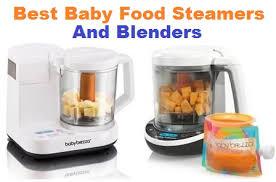 baby food steamers and blenders