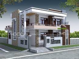 37 feet by 42 home plan with 5 bedroom