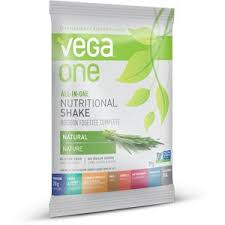 vega one protein natural 39g sachet
