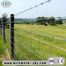 Cost Of Barbed Wire Fence En 2020 Campo Cercos