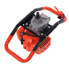Seller Recommend Powered Borer Fence Post Hole Digger Earth Auger 52cc Shopee Philippines