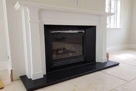 honed granite fireplace hearths in mt eliza