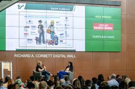 Video Gaming Industry's Potential Focus Of USF Summit - WUSF Public Media |  Tampa NPR, Local News Coverage