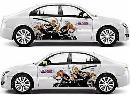 Anime Bleach Car Door Body Graphics Vinyl Sticker Decal Manga Fit Any Auto Ebay