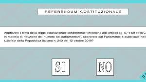 Sì o no, le voci dei partiti sul referendum per il taglio dei parlamentari  - Politica & Istituzioni - TGR Molise