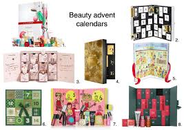 the best beauty advent calendars you